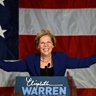 Elizabeth Warren to win US Presidential Election 2020